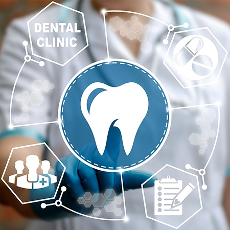 Dental insurance claims process
