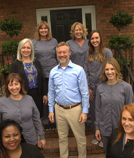 Compass dental team